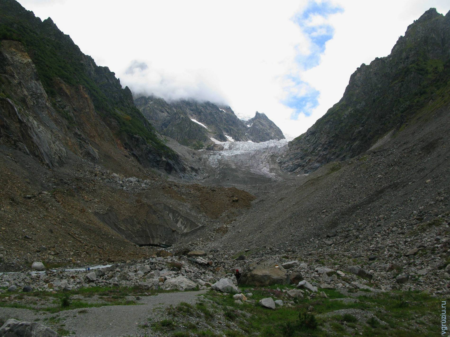 Ледник Чалади