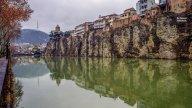 Тбилиси вид на Метехи