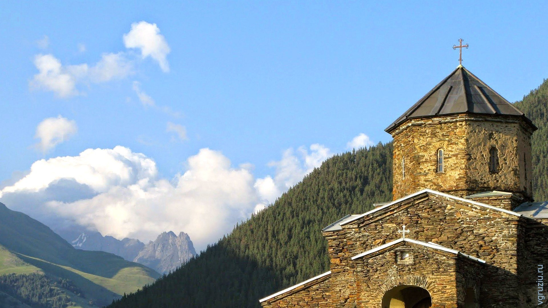 Шенако храм святого Георгия