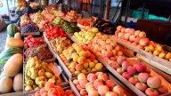 фруктовые ряды
