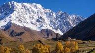 Кавказ. Сванетия